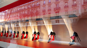 Gambe e scarpe Immagine Stock Libera da Diritti