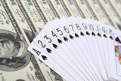 Gamble concept Stock Image