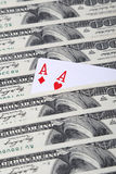 Gamble concept Royalty Free Stock Photography