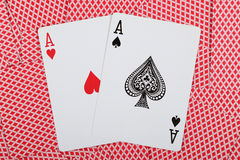 Gamble concept Stock Photography