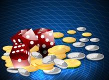 Gamble Stock Image
