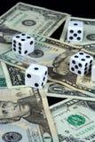 gambleing Zdjęcie Stock