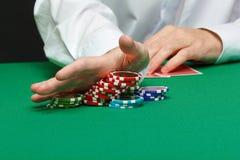 Gambler Stock Images