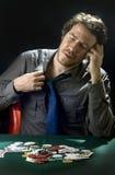 Gambler Man Royalty Free Stock Photo
