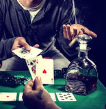 Gambler Stock Photos