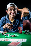 Gambler Royalty Free Stock Photos