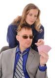 Gamblers Royalty Free Stock Images