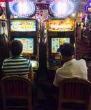 Gamblers Stock Image