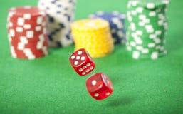 Gambling Royalty Free Stock Photography