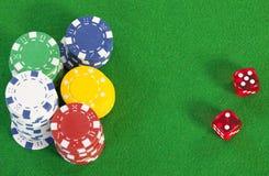 Gambling Stock Image