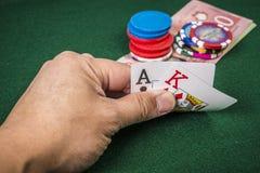 gambling Стоковые Изображения