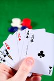 Gambling Royalty Free Stock Photo