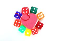 Gambling Addiction Royalty Free Stock Image