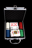 Gambling Box Stock Photography