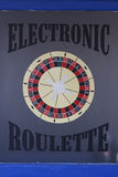 Gambling casino. Sign stock photos