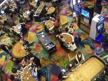 Gambling Casino stock image