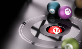 Gambling, Chance And Number 13