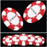 Gambling chip Stock Image