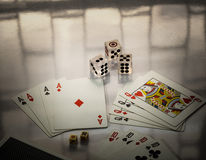Gambling. Royalty Free Stock Photos