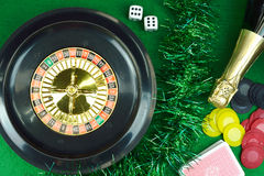 Gambling concept Royalty Free Stock Image