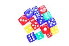 Gambling dices Royalty Free Stock Image
