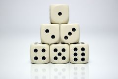 Gambling game Royalty Free Stock Photography