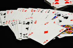 Gambling game Royalty Free Stock Images