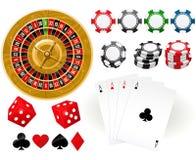 Free Gambling Goodies Stock Images - 16408824