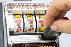 Gambling machine Stock Photos