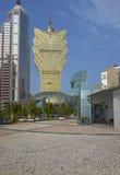Gambling Metropolis Royalty Free Stock Image