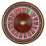 Gambling, roulette game Royalty Free Stock Image