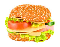 Gamburger Stock Images