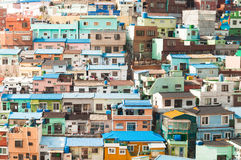Gamcheon Culture Village Royalty Free Stock Images