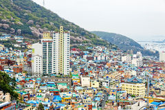 Gamcheon Culture Village, Busan Royalty Free Stock Photo