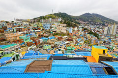 Gamcheon Culture Village, Busan Stock Photos