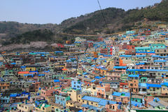 Gamcheondong Culture Village Stock Photos