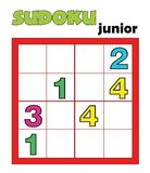 Game 109, sudoku Stock Image