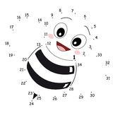 Game 118, the bee Stock Photos