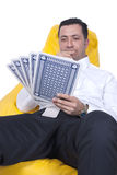 The game Royalty Free Stock Photography