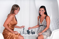 Game for 2 royalty free stock photos