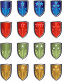 Game achievement badge Royalty Free Stock Photography