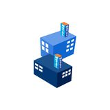 Game assets element Royalty Free Stock Image