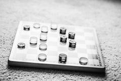 The Game av konungar och pantsätter Arkivfoto