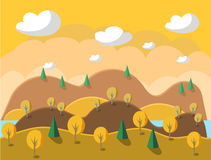 Game Background Vector Seamless Royalty Free Stock Images