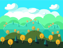 Game Background Vector Seamless Royalty Free Stock Photo