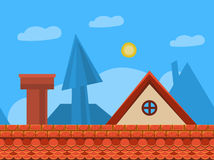 Game Background Vector Seamless Stock Images