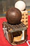 Game of the Ball with the Bracelet - Treia Italy Stock Photos