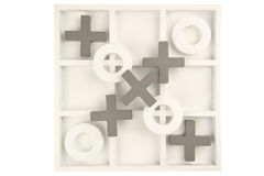 Game board decorate stone isolated Stock Photos