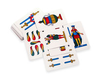 Game card Royalty Free Stock Images