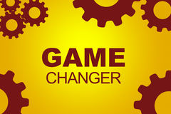 Game Changer concept Royalty Free Stock Images